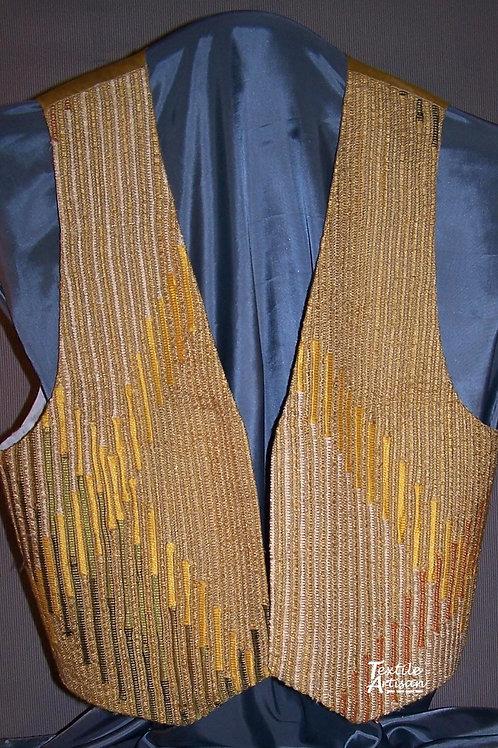 Golden Vest Silk Rich Rag