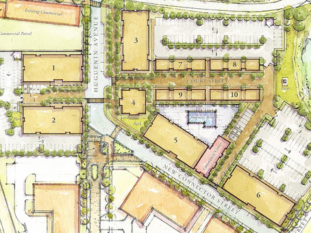 $37 million luxury apartment community begins construction in Charleston, SC's NoMo district