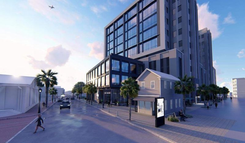82 Mary Street proposed building by the Cobalt Property Group