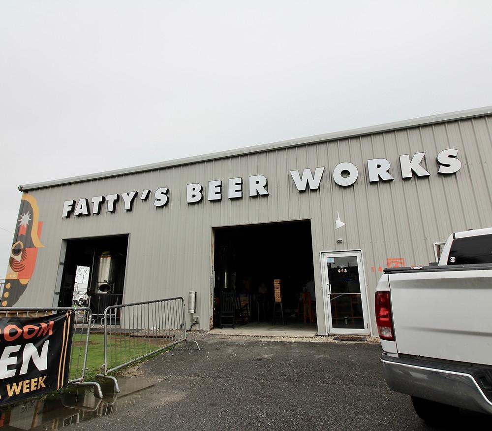 Fatty Beer Works Charleston South Carolina Brewery District
