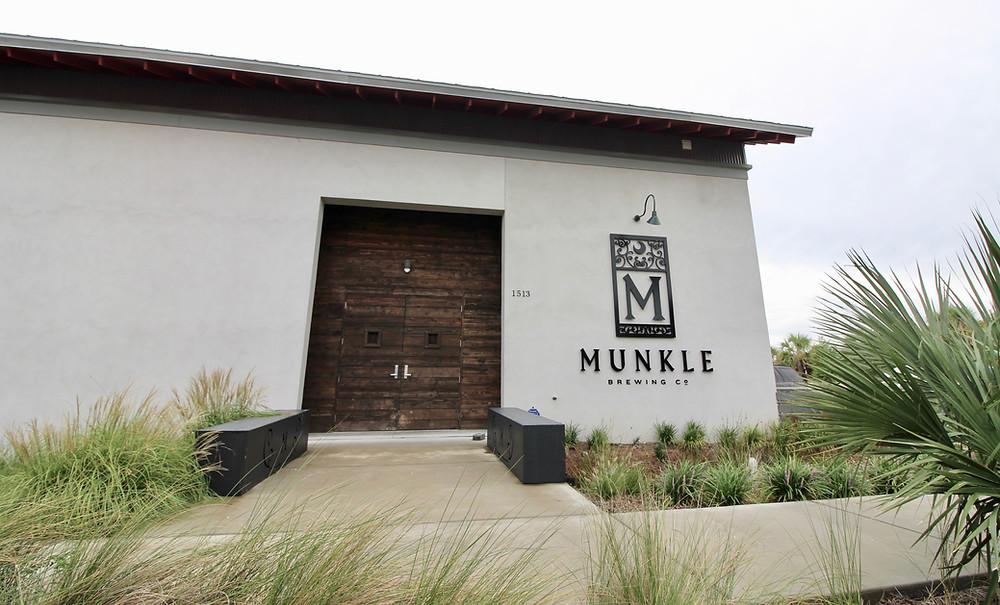 Munkle Brewing Co Brewery District Charleston South Carolina