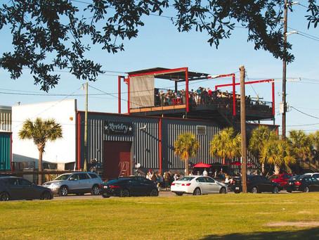 Brief rundown of Charleston's Brewery District