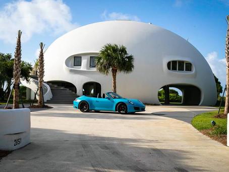 Luke Skywalker-esque beachfront home on Sullivan's Island hits the market