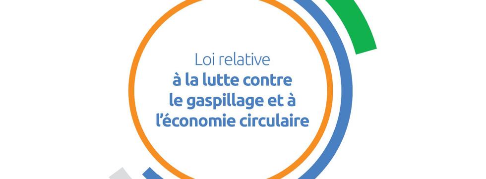Décryptage de la loi anti-gaspillage et économie circulaire par l'INEC
