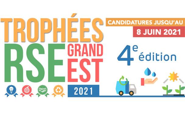 Trophées RSE Grand Est : c'est parti pour une 4ème édition !