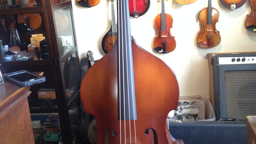 Cremona SB-2 3/4 Scale Upright Bass 2015 Shaded Amber