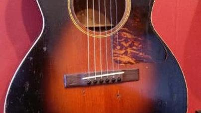 Gibson L-00 Sunburst 1930's