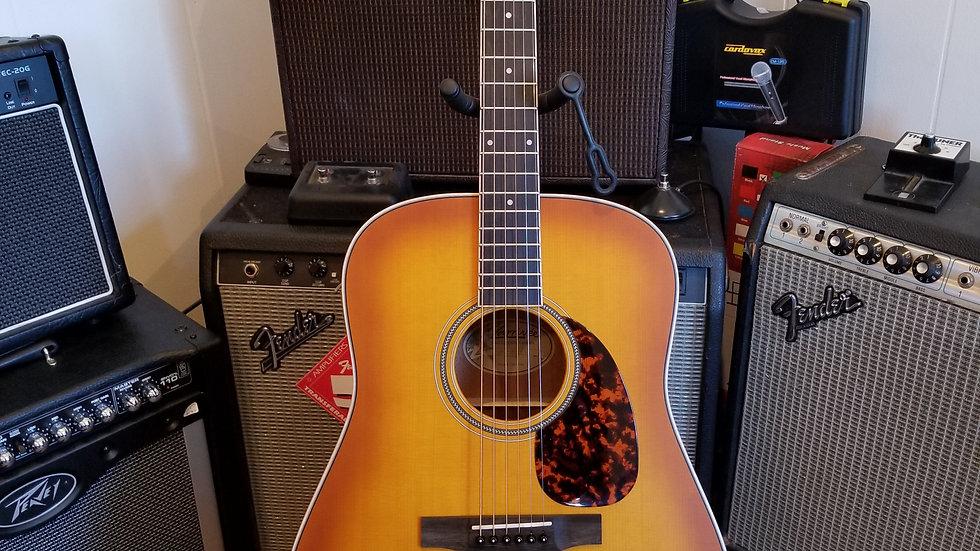 Larrivee D-03 Custom Autumn Sunburst Acoustic