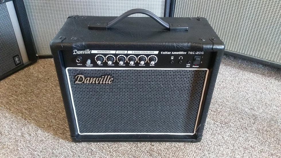Danville TEC-20G Guitar Amplifier