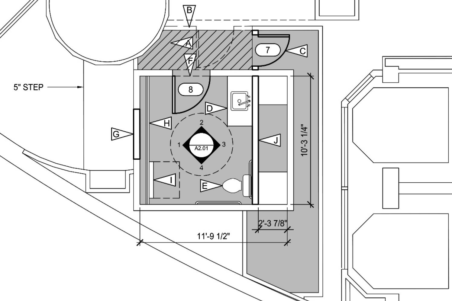 Seattle Municipal Tower Gender Neutral Restrooms