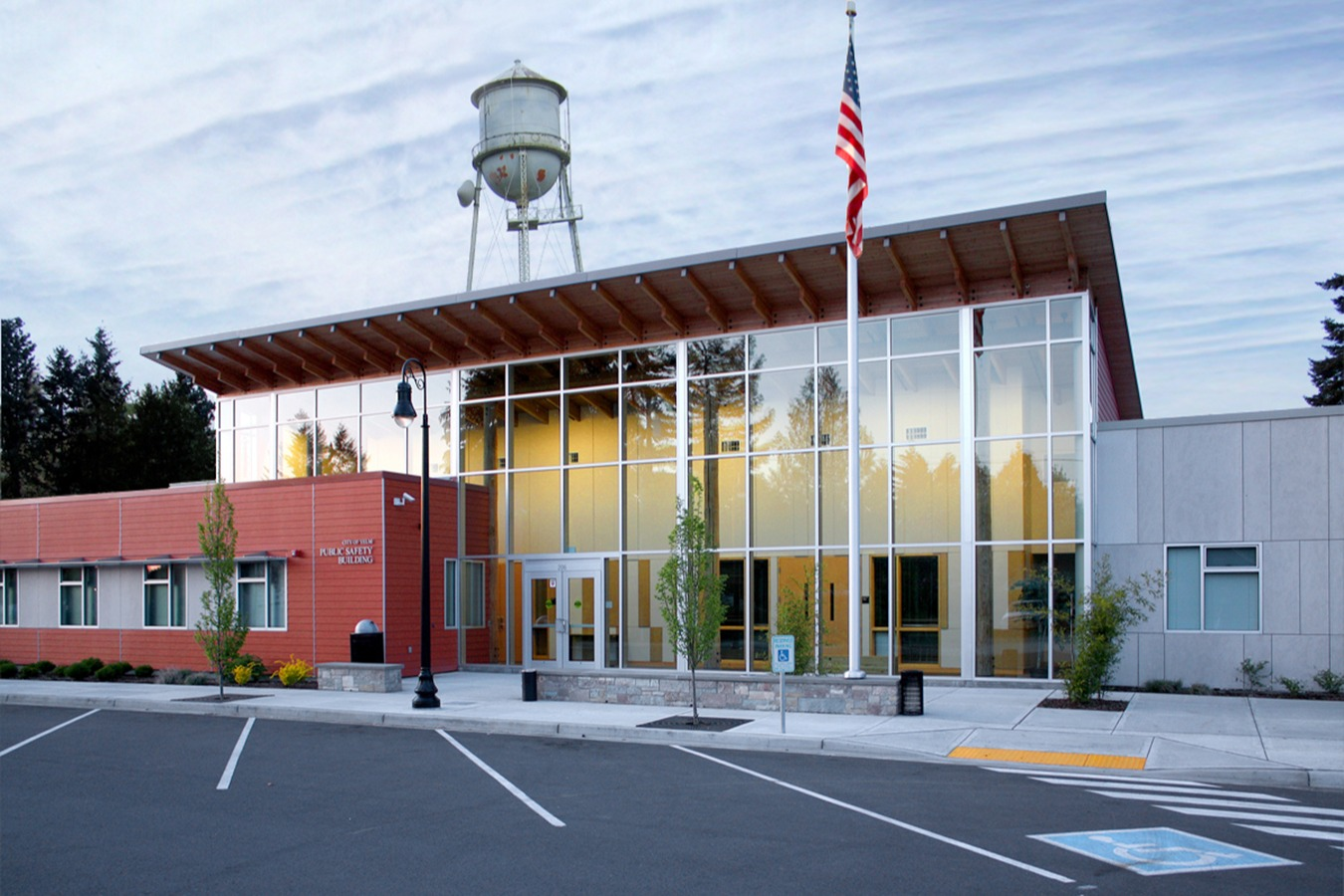 Yelm Public Safety & Municipal Court