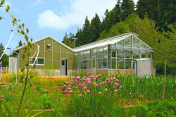 Biology Research Greenhouse