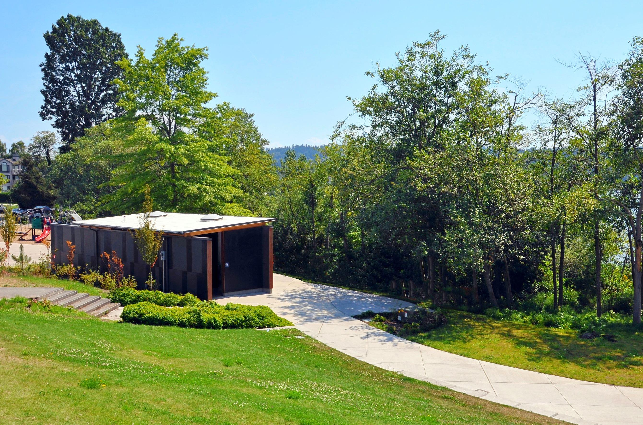 Log Boom Park Restroom