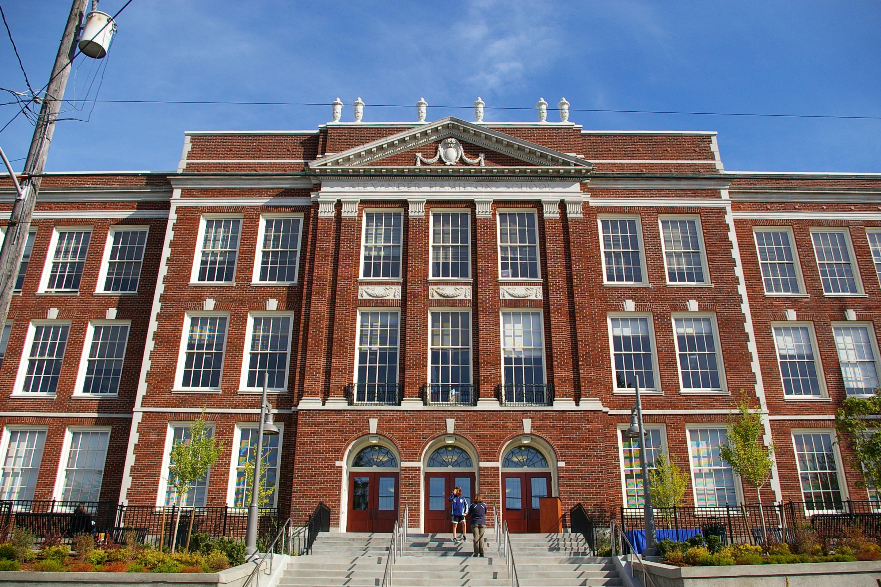 Hamilton Middle School