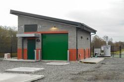 Riverfront Development Lift Stations