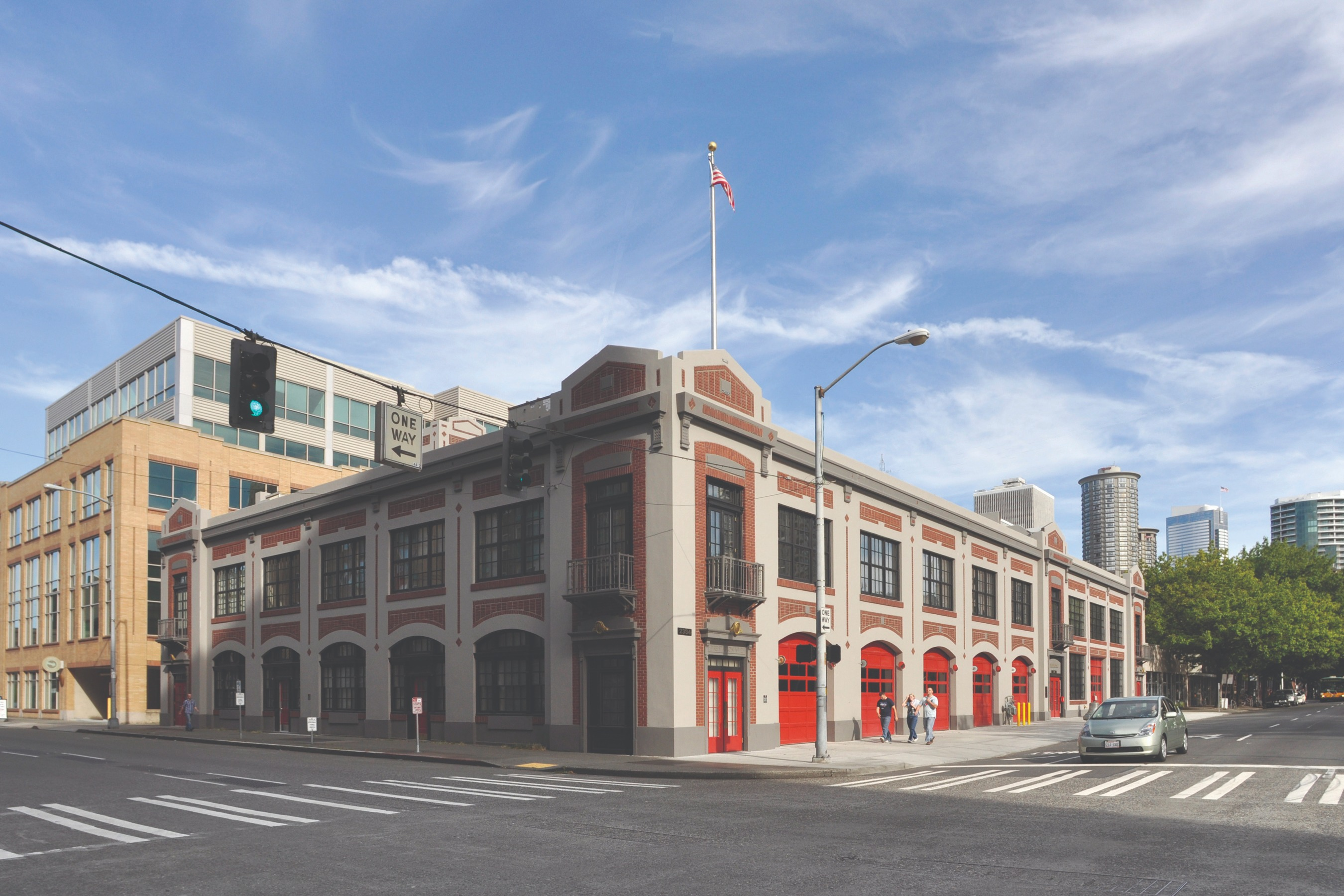 Fire Station No. 2