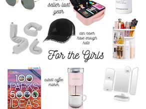 AMAZON (Last Minute Gifts for Girls, Guys and Parents)