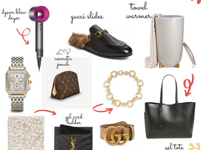 Gift Guide: For the Luxury Lover