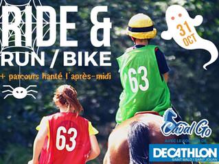 Concours Ride & Run, Ride & Bike
