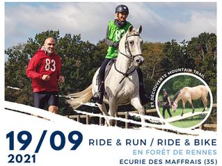 Concours de Ride and Run / Bike