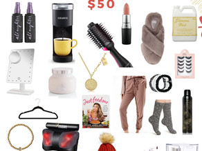 Gift Guide: For the Gals Under $50