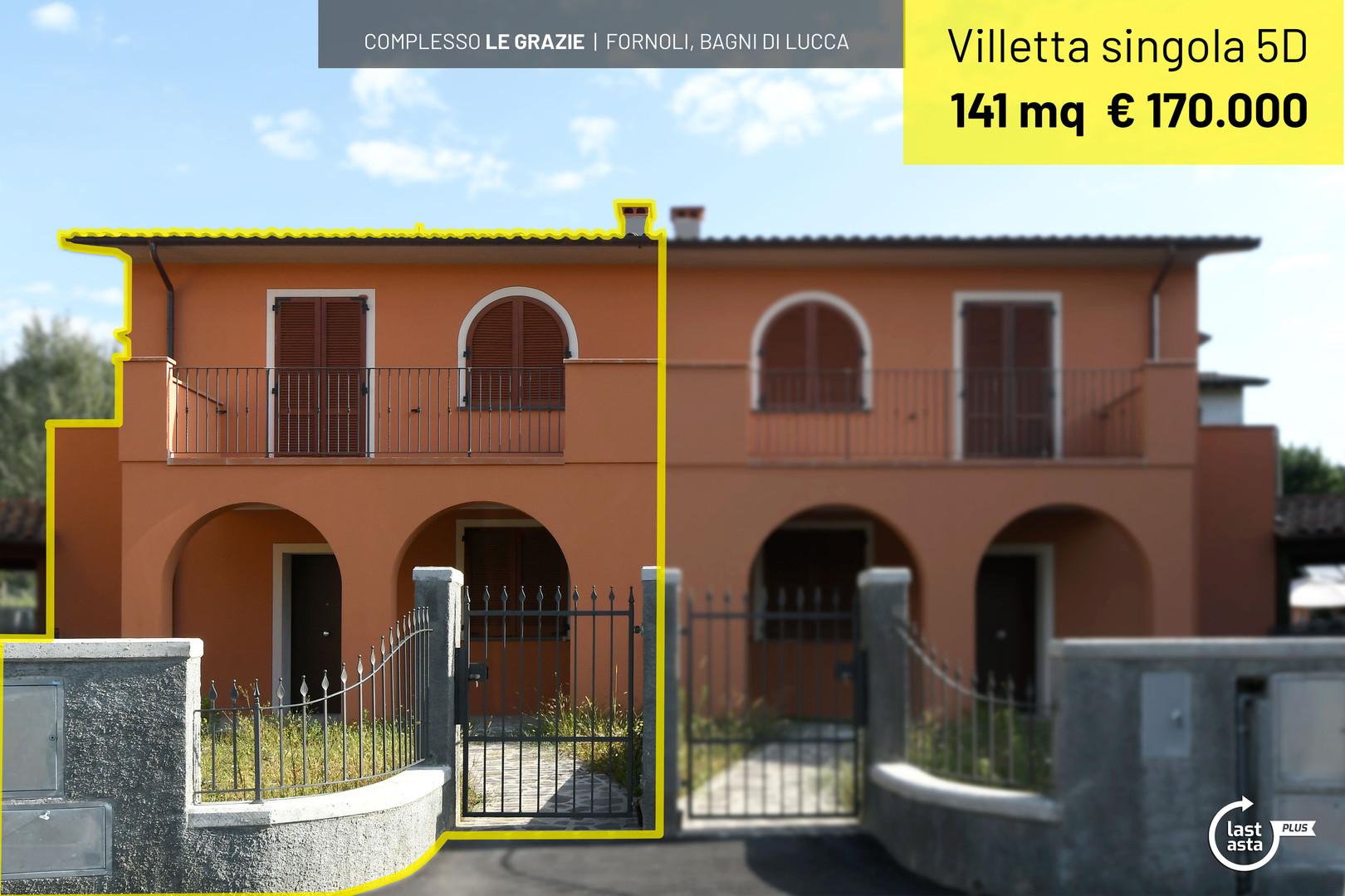 Villetta 5D 3 camere