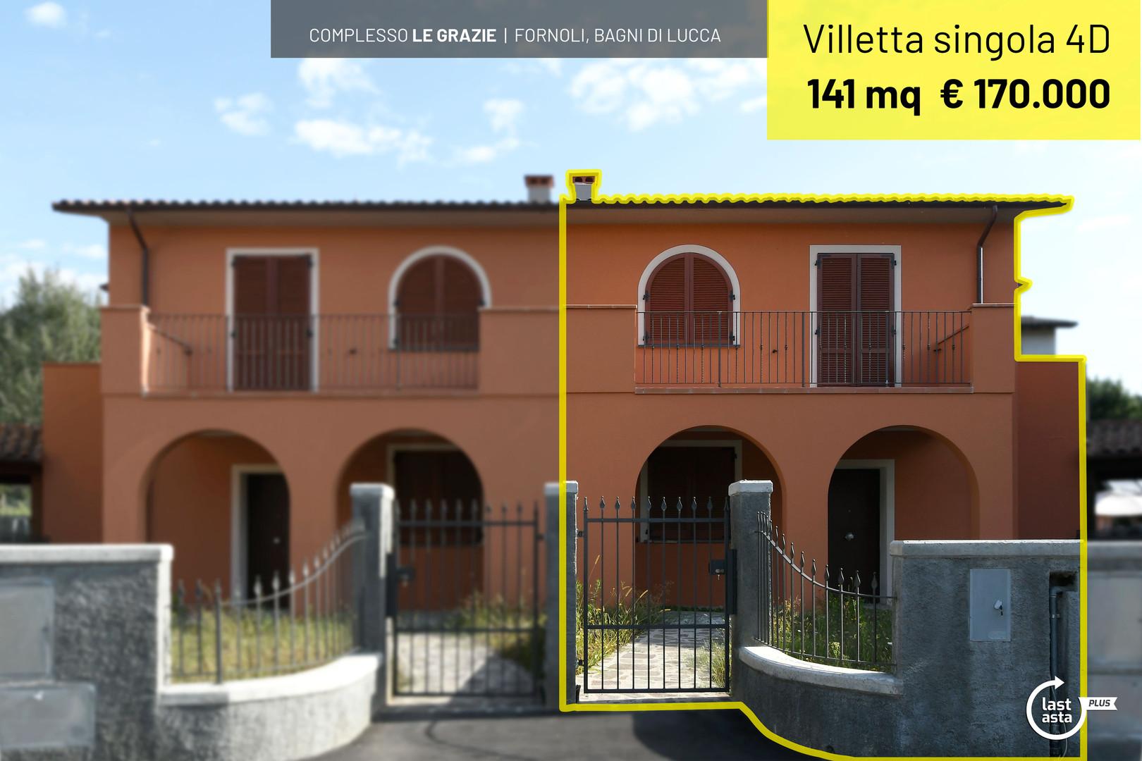 Villetta 4D 3 camere
