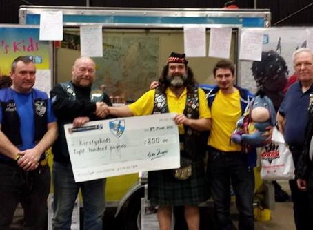 8 March 2015 - Blue Knights Scotland III