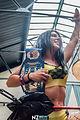 Katarina Leigh Waters Nikita Winter Katie Lea Burchill BEW title belt London