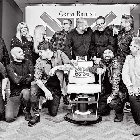Great British Barbering Academy Poole
