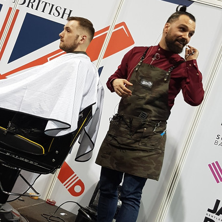 Scottish Hair & Beauty Show Glasgow 2018
