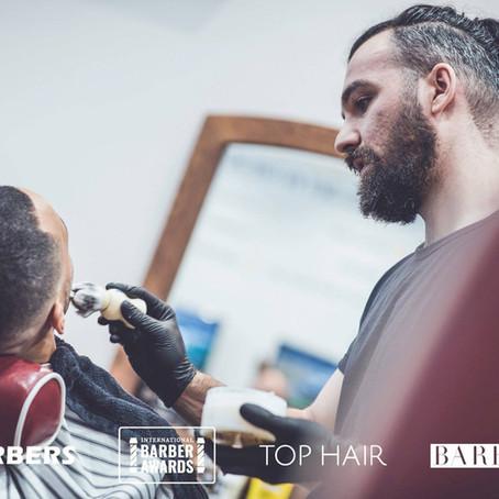 1o1 International Barber Awards Qualifying London / UK 2018