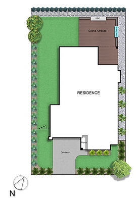 Site Plan_For Real Estate Marketing_Smal