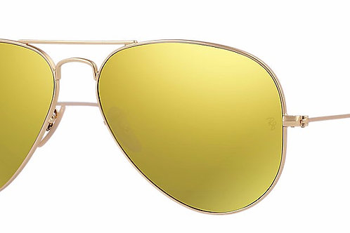 """Gafas Ray Ban """"Flash Lens"""" Mod. 3025 Med. 58mm"""
