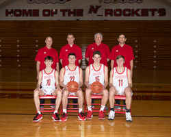 2021 Seniors with our Coaching Staff
