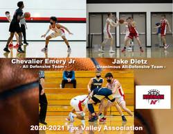 2021 FVA All-Defense Team