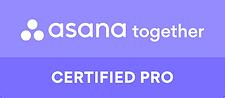 Asana Certified Pro - Jonathan Martinez