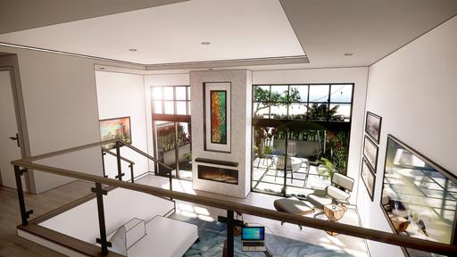 Villa Vallerta Remodel - Marina Del Rey, CA
