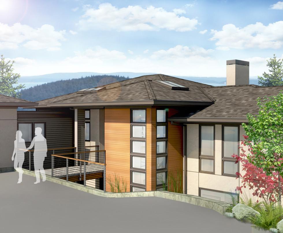 Weber Residence - Anacortes, WA