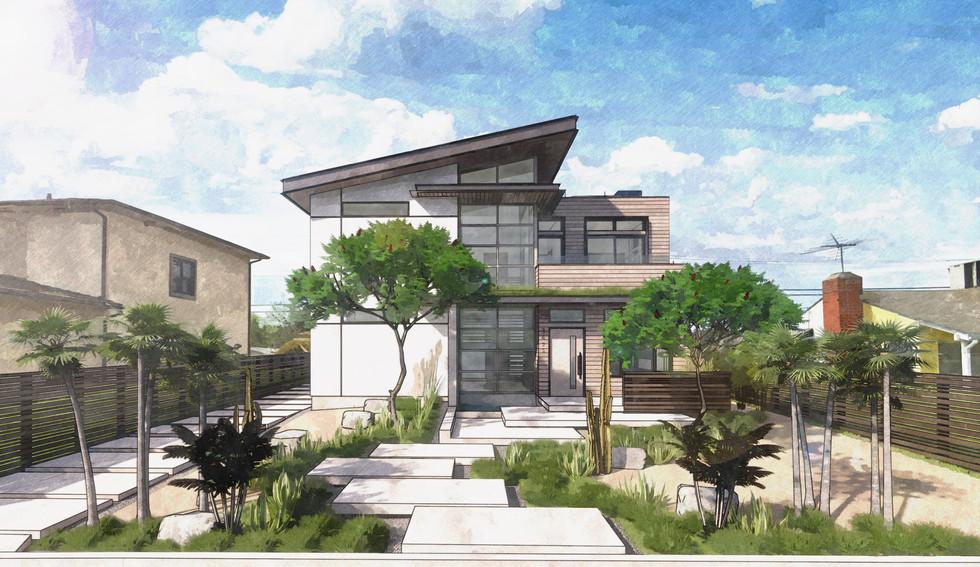 Mar Vista Residence - Los Angeles, CA