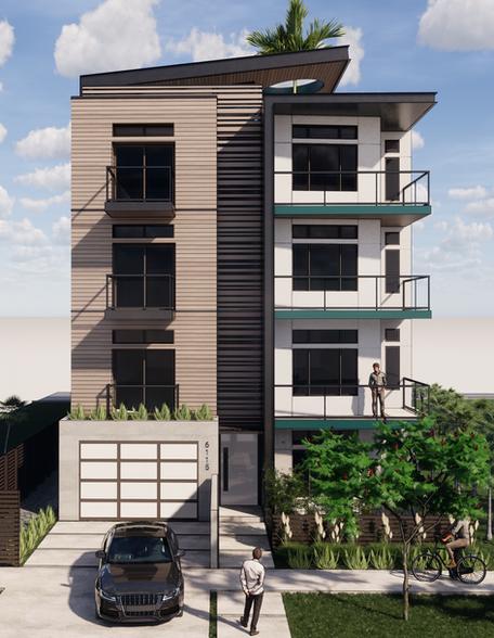 6115 Romaine Apartments - Hollywood, CA