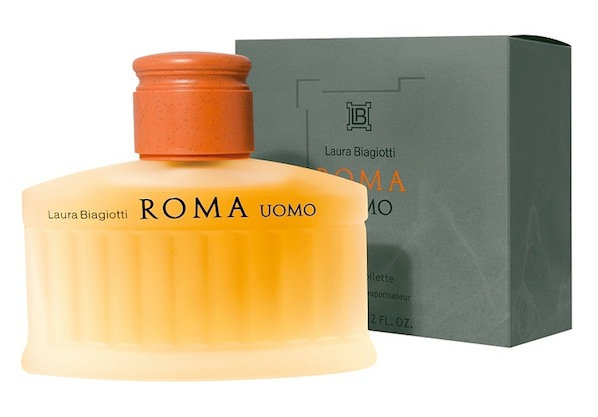 Laura Biagiotti Roma 125ml - לאורה ביאגוטי - בושם לגבר