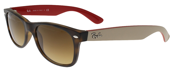 Ray Ban | New wayfarer Bicolor | RB2132 618185 | משקפי שמש