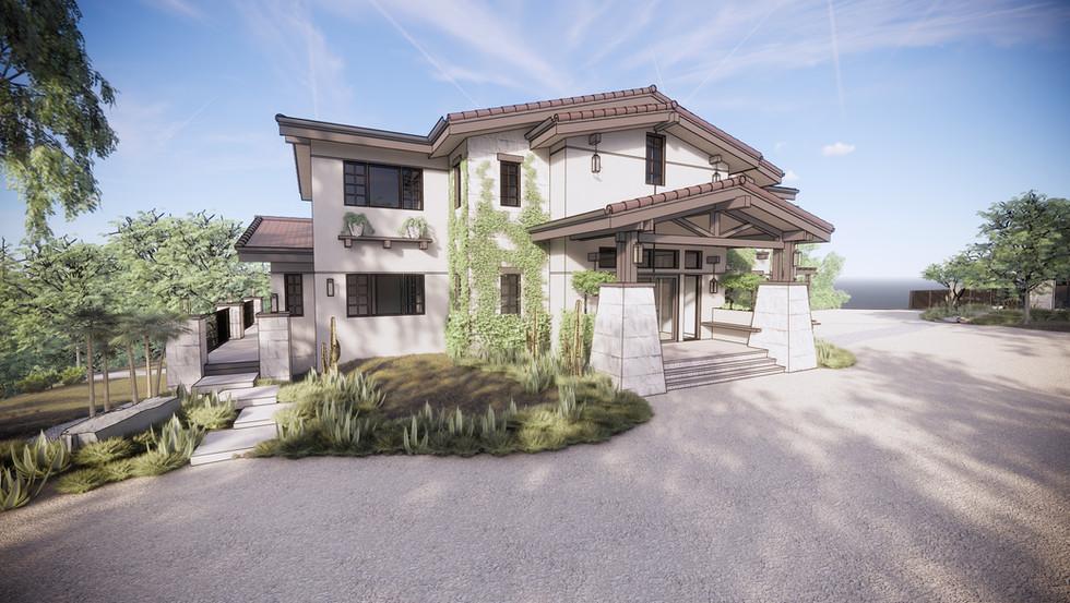 Visions Adolescent Treatment Centers Residential Retreat - Malibu, CA