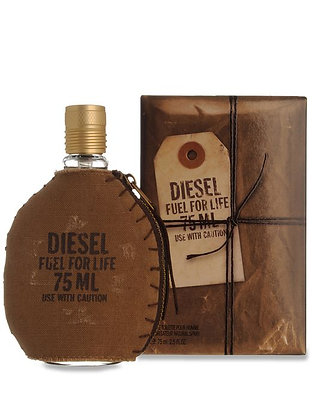 Diesel   Fuel For Life   E.D.T   125ml   בושם לגבר