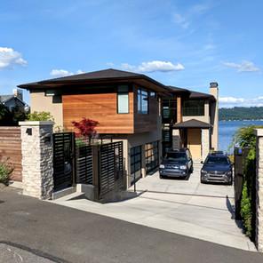Bue Residence - Main Entry - No Address.