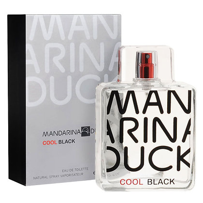Mandarina Duck | Cool Black | E.D.T | 100ml | מנדרינה דאק - בושם לגבר