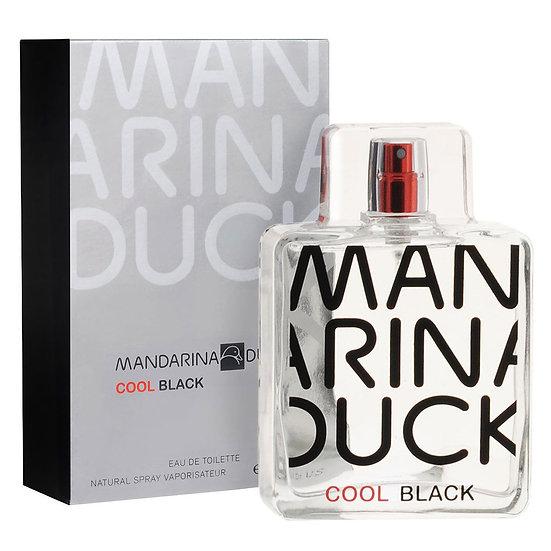 Mandarina Duck | Cool Black | E.D.T | 100ml | מנדרינה דאק - בושם לגבר