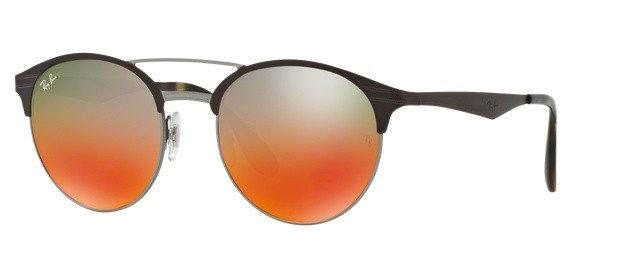 Ray Ban RB3545 משקפי שמש ריי בן עגולות שקיעה