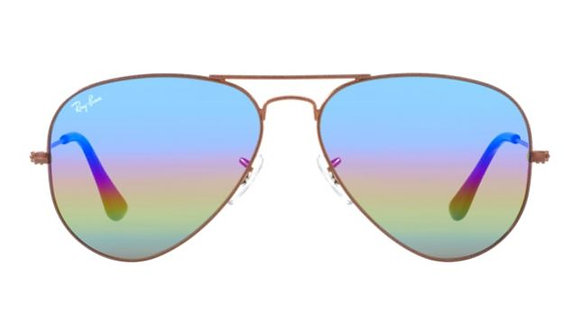 Ray Ban | RB3025 9019C2 | משקפי שמש טייסים